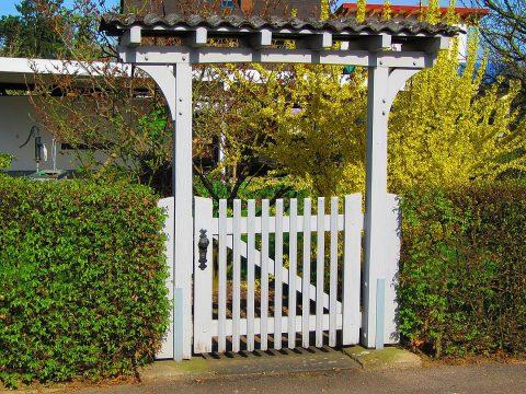Les différents types de portails et portillons