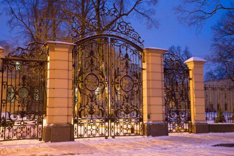 Zoom sur les formes de portails et portillons